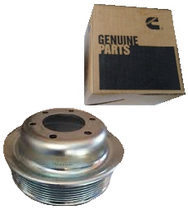 CUMMINS 12V FAN PULLEY (94-98 CUMMINS)