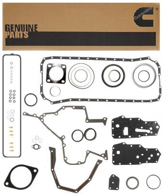 CUMMINS 3800487 LOWER ENGINE GASKET SET (98.5-02 5.9L 24V)