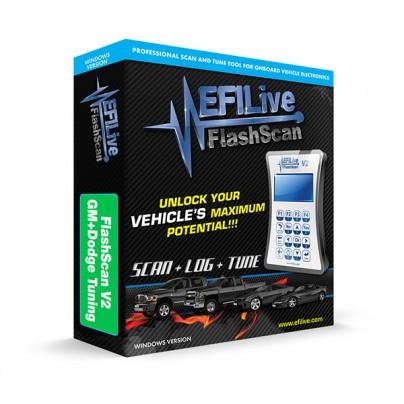 EFI LIVE V2 tuner Cummins/GM software 01-16 GM   06-15 CUMMINS