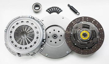 "SOUTH BEND CLUTCH F/C1944-5OK 13"" Full Performance Organic Clutch Kit 5.9L- 6.7L Cummins to 7.3L FORD ZF-5"