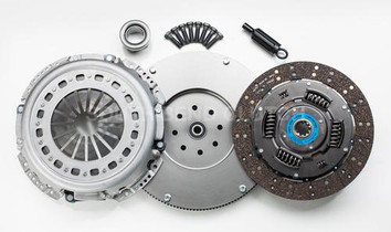 "SOUTH BEND CLUTCH F/C 1944-6OFEK 13"" ORGANIC/FERAMIC CLUTCH KIT 5.9L-6.7L Cummins to Ford ZF-6"