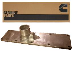 CUMMINS 3908082 4BT INTAKE MANIFOLD PLATE