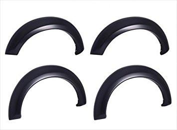 EGR 782854 OEM FenderFlare (4) No-Drill Front&Rear (10+ CUMMINS)