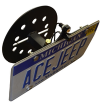 ACE ENGINEERING Spare Tire Plate Relocate