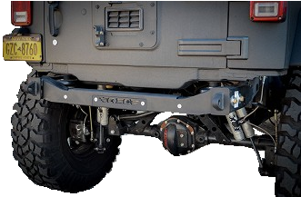 ACE ENGINEERING JK Hammertown Rear Armor