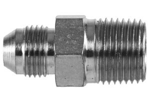 "CPP -0740101, 4 JIC TO 1/4"" NPT FITTING"