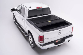 "BAK 772203RB BAKFLIP F1 6'4"" BED W/RAM BOX (12-18 RAM)"