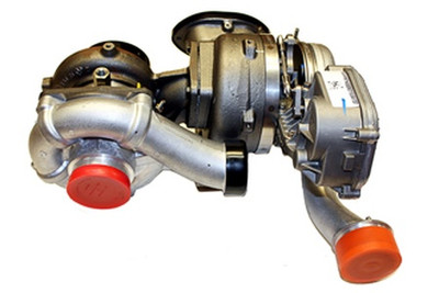 AREA DIESEL SERVICES 70-1006 TURBOCHARGER ASSEMBLY (07-10 FORD)