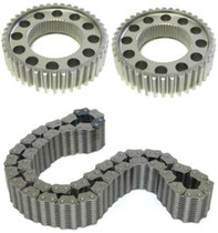 NP271 NP273 TRANSFER CASE CHAIN & SPROCKET KIT