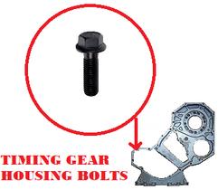 CPP TIMING GEAR HOUSING BOLT KIT (98.5-18 CUMMINS)