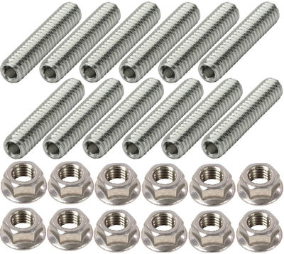 CPP STAINLESS EXHAUST MANIFOLD MOUNTING STUDS (89-18 CUMMINS)
