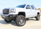 CHASSIS UNLIMITED PROFORM SERIES FRONT BUMPER (15-18 GMC)