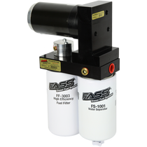 FASS TSD08165G TITANIUM SIGNATURE SERIES DIESEL FUEL LIFT PUMP 165GPH (98.5-04 CUMMINS)