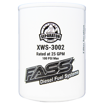 FASS XWS-3002 EXTREME WATER SEPARATOR REPLACEMENT FILTER