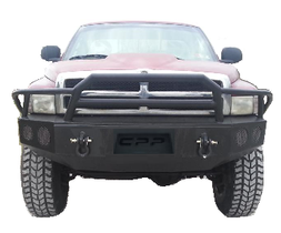 "CPP ""YOU BUILD IT"" BUMPER ***NEW DESIGN***(94-02 DODGE RAM)"