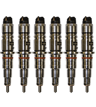 CPP FLOW MATCHED INJECTORS (07.5-15 CUMMINS 6.7L)