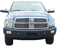 "CPP ""YOU BUILD IT"" LOW PROFILE BUMPER KIT (10-18 DODGE RAM)"