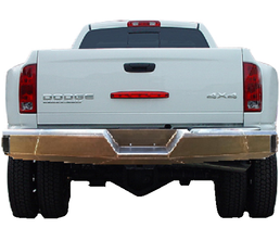 "CPP ""YOU BUILD IT"" REAR BUMPER KIT (03-09 DODGE RAM)"