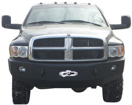 "CPP ""YOU BUILD IT"" WINCH BUMPER (03-05 DODGE RAM)"