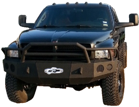 "CPP ""YOU BUILD IT"" WINCH BUMPER KIT (94-02 DODGE RAM)"