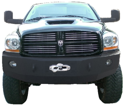"CPP ""YOU BUILD IT"" WINCH BUMPER (06-09 DODGE RAM)"
