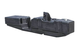 TITAN FUEL TANKS 7010201 2001-2010 GM 2500 & 3500 52 Gallon extra heavy duty, cross-linked polyethylene fuel tank XXL Mid-Ship Fuel Tank THIS ITEM DOES NOT QUALIFY FOR FREE SHIPPING. PLEASE CALL FOR SHIPPING QUOTE. SHIPS TRUCK FREIGHT