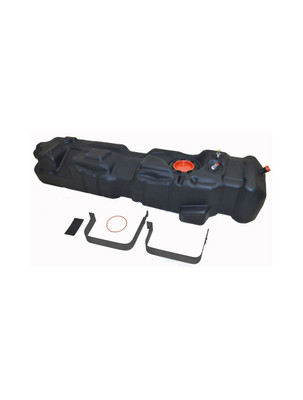 TITAN FUEL TANKS 7021218 48 GALLON MID-SHIP REPLACEMENT FUEL TANK 2018-2021 FORD F-150 3.0L POWERSTROKE (CREW CAB, 6.5' BED)