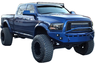 FUSION BUMPER (2010-UP DODGE RAM)