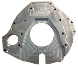 CPP ADAPTER PLATE Cr to Small Block Ford Gas (E4OD, C6)