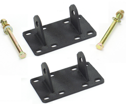 CPP CONVERSION MOUNTS CR INTO 2008-2010 FORD SUPER DUTY