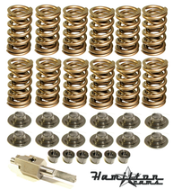 HAMILTON CAMS 07-S-002 185#  COMPETITION DUAL SPRINGS (89-98 CUMMINS)