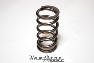 HAMILTON CAMS 07-S-006 PERFORMANCE VALVESPRINGS & RETAINERS (01+ DURAMAX)