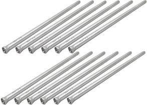 HAMILTON CAMS 07-p-001 CAMS HEAVY DUTY 12V PUSHRODS UP TO 750HP (89-98 CUMMINS)