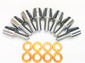 DYNOMITE DIESEL 60-50NZ INJECTOR NOZZLE SET 50HP 15 PERCENT OVER (FORD POWERSTROKE 6.0L)