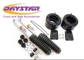 "DAYSTAR KC09138BK FRONT LEVELING KIT SHOCKS 2"" (13-17 CUMMINS)"