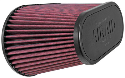 AIRAID FILTERS 720-128 UNIVERSAL AIR FILTER CONE. 4-1/2in FLG. 11-1/2in X 7in B. 9in X 4-1/2in T. 7-1/4in H-SYNTHAFLOW
