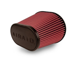 AIRAID FILTERS 720-472 UNIVERSAL AIR FILTER CONE. 6in FLG. 10-3/4in X 7-3/4in B. 7-1/4in X4-3/4in T. 9in H -SYNTHAFLOW