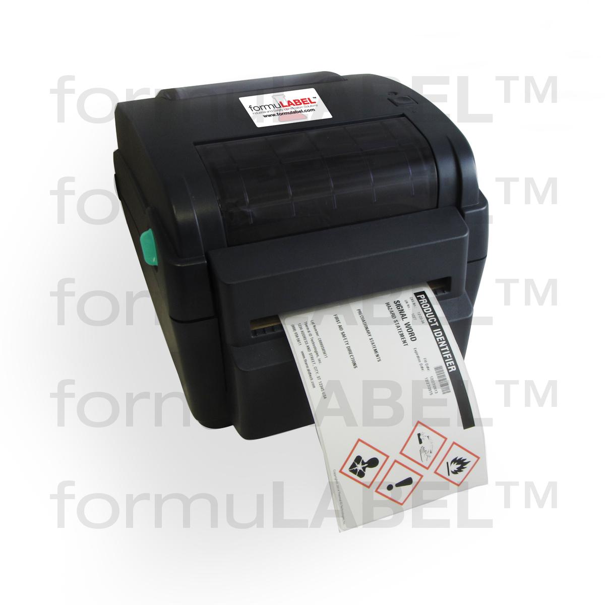 4C formuLABEL™ Industrial Label Printer