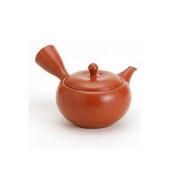 Tokoname kyusu - TAKASUKE (290cc/ml) ceramic mesh - Japanese teapot