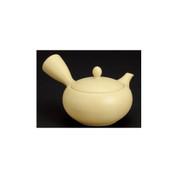 Tokoname kyusu - ASAMARU B (310cc/ml) ceramic Obi-ami - Japanese teapot