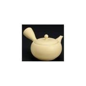 Tokoname kyusu - KIKUMARU A (290cc/ml) ceramic fine mesh - Japanese teapot