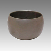 Silver Glaze - Tokoname Pottery Tea Cup : 5chawan - Japanese casual ceramic - Item Image