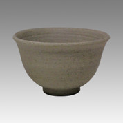 Mud Foaming - Tokoname Pottery Tea Cup : 5chawan - Japanese casual ceramic - Item Image