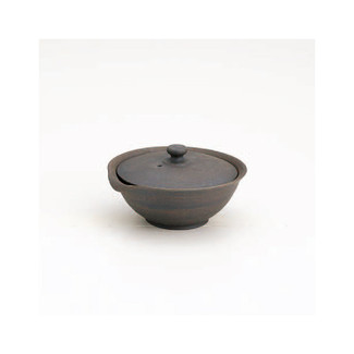 Tokoname Hohin teapot - SYUKEI (100cc/ml) Japanese ceramic kyusu