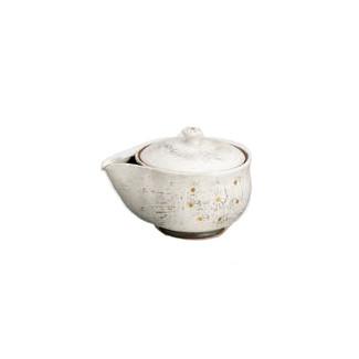 Kiyomizu-yaki Hohin teapot (160cc/ml) - Japanese ceramic teapot
