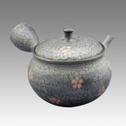 Copy of Tokoname Kyusu teapot - SHORYU - SAKURA 210cc/ml - ceramic fine mesh - Item Image