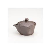 Bankoyaki Hohin teapot - AJIRO (220cc/ml) Japanese ceramic kyusu