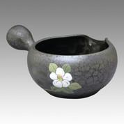 Tokoname Yuzamashi - Camellia - 230ml/cc - Cooling Bowl - Item Image