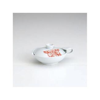 Aritayaki Hohin kyusu - HIBISCUS (110cc/ml) Japanese porcelain teapot