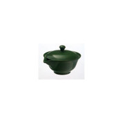 Hohin teapot - SOZAN (140cc/ml) Green - ceramic mesh